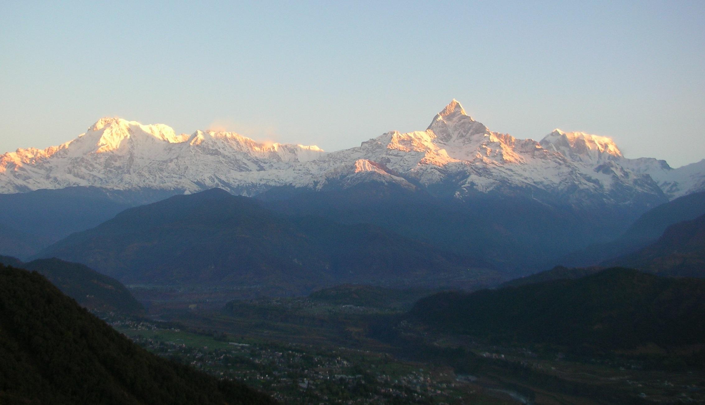 Nepal - Trekking Campo Base Annapurna