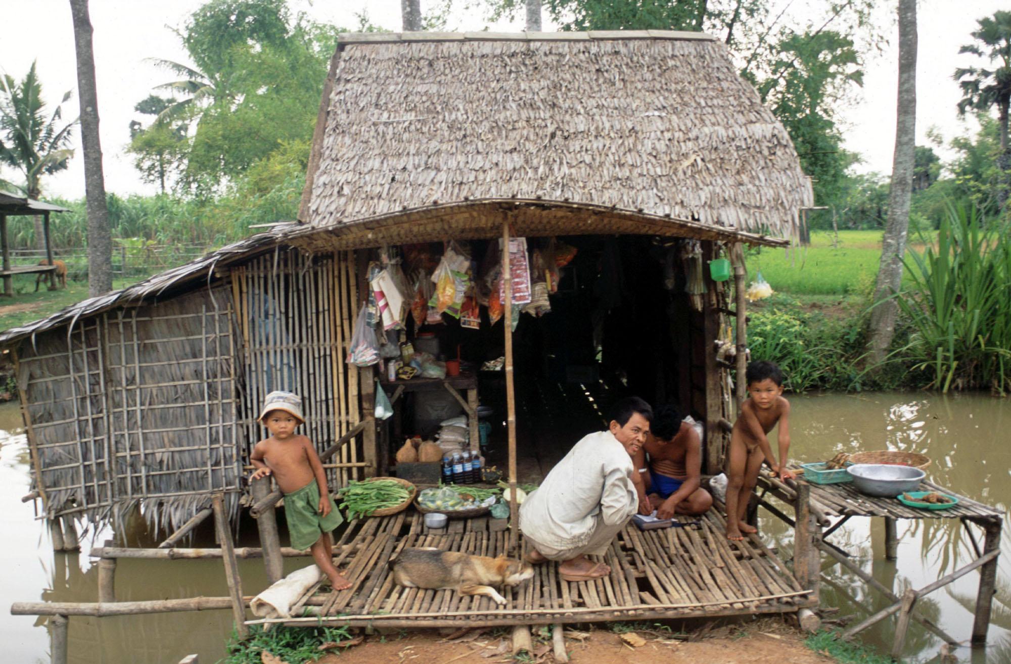 Minitour nei villaggi ed etnie del nord - da Luang Prabang