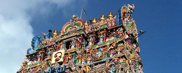 Gran tour India del Sud