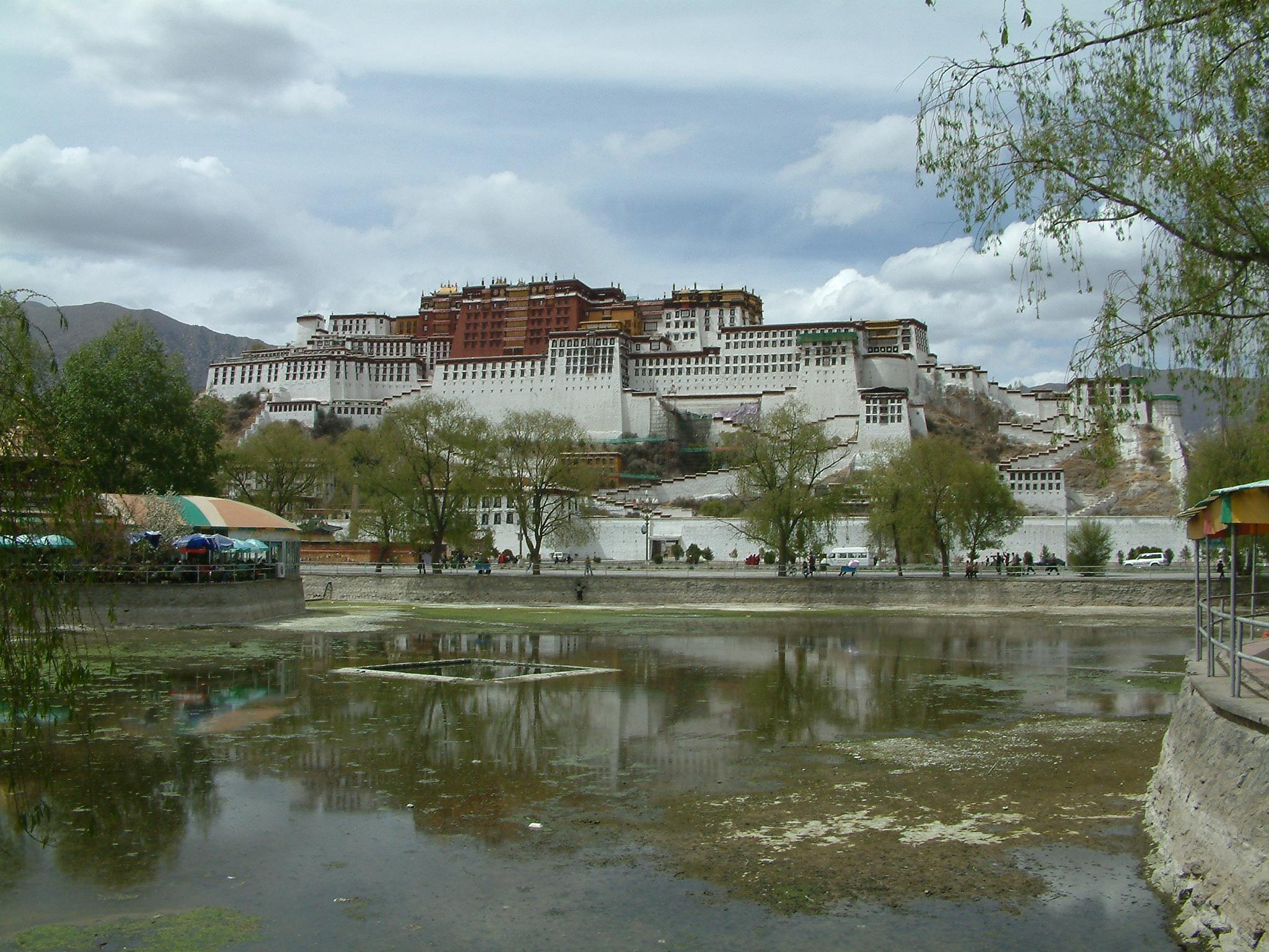 Il treno delle Nuvole da Lhasa a Xining -Km 1960 (Tibet)