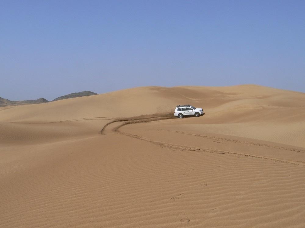 Oman avventura nel deserto