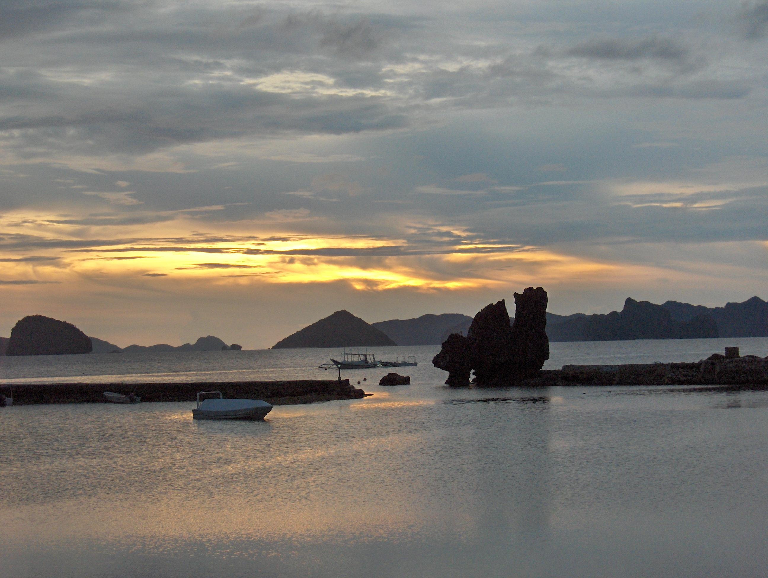 Tour delle isole di Luzon, Bohol e Palawan e mare a El Nido