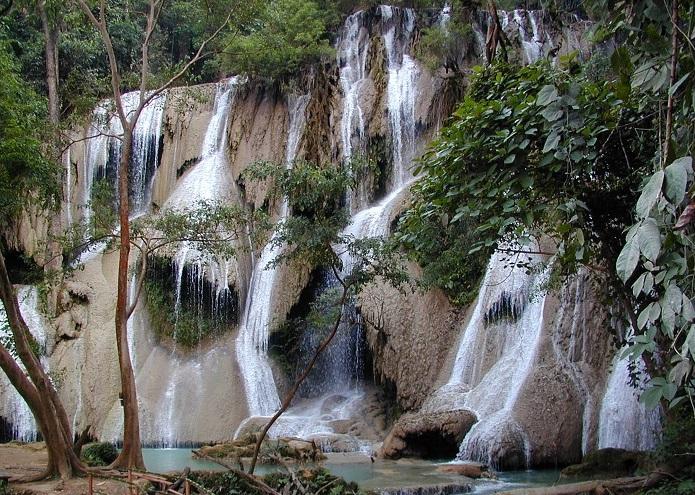 Gli splendori del Laos