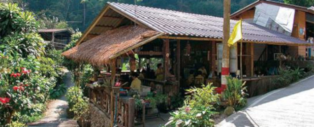 Mae Kampong soggiorno in Homestay