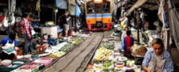 Alla scoperta di Bangkok