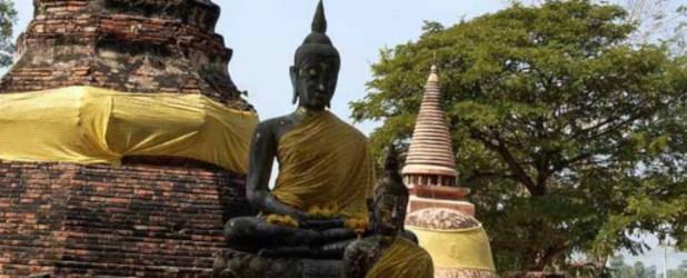 Estensione al tour Overland (Antiche Capitali) natura di Khao Yai