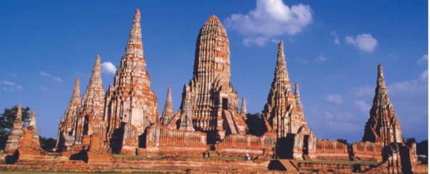 Khao Yai programma A leggenda di Khmer