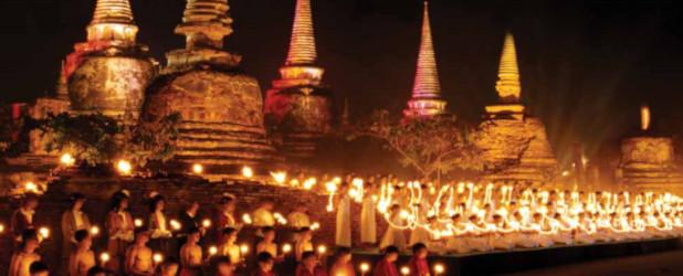 La città nascosta di Chiang Mai tour al contrario