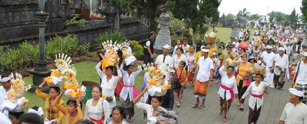 Vita e Cultura Balinese 5 giorni 4 notti da Ubud tour privato, in mezza pensione
