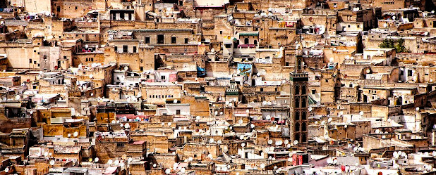 Marocco Express: Fes, Chefchaouen, deserto del Sahara, Marrakech