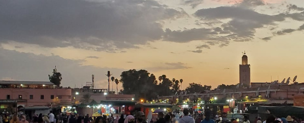 Marrakech e una fuga romantica nel Sahara