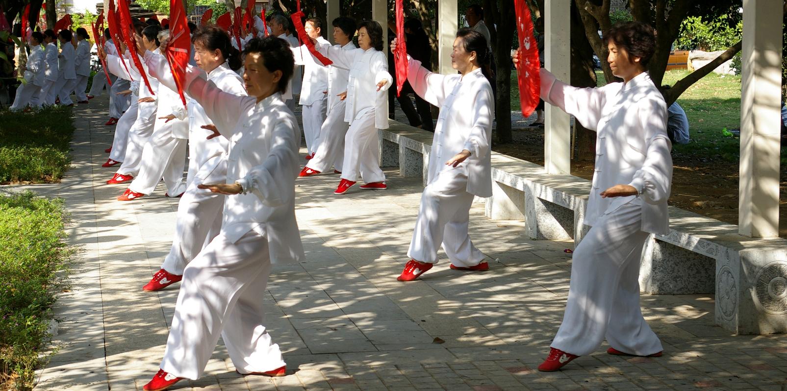 Il corso di Tai Chi