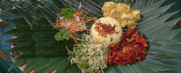 Cooking class balinese SANTI MANDALA