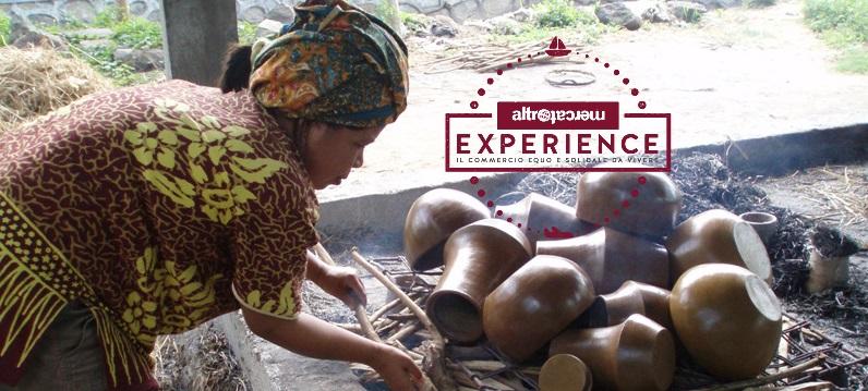 Esperienza con ALTROMERCATO a Lombok