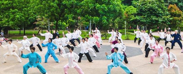 Lezioni gratuite di Tai Chi