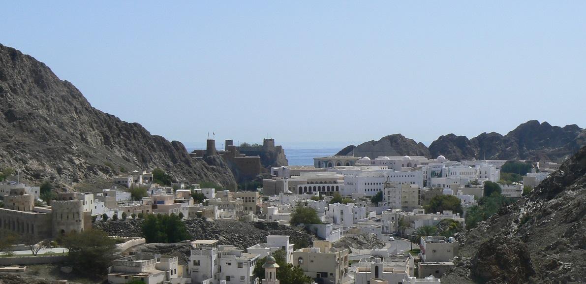 Muscat visita della città