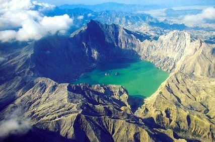 Monte Pinatubo tour
