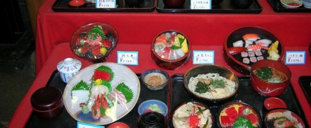 Sushi making e Tsukiji fish market
