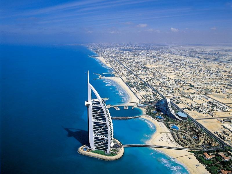 Visita della città di Dubai
