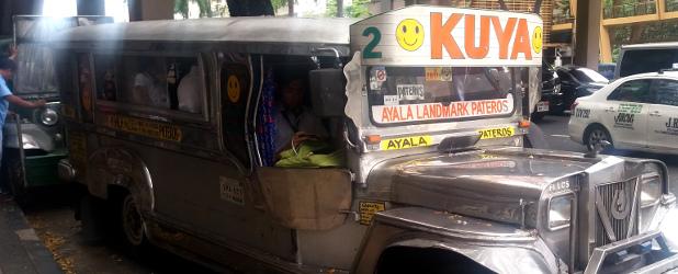 Visita della città di Manila