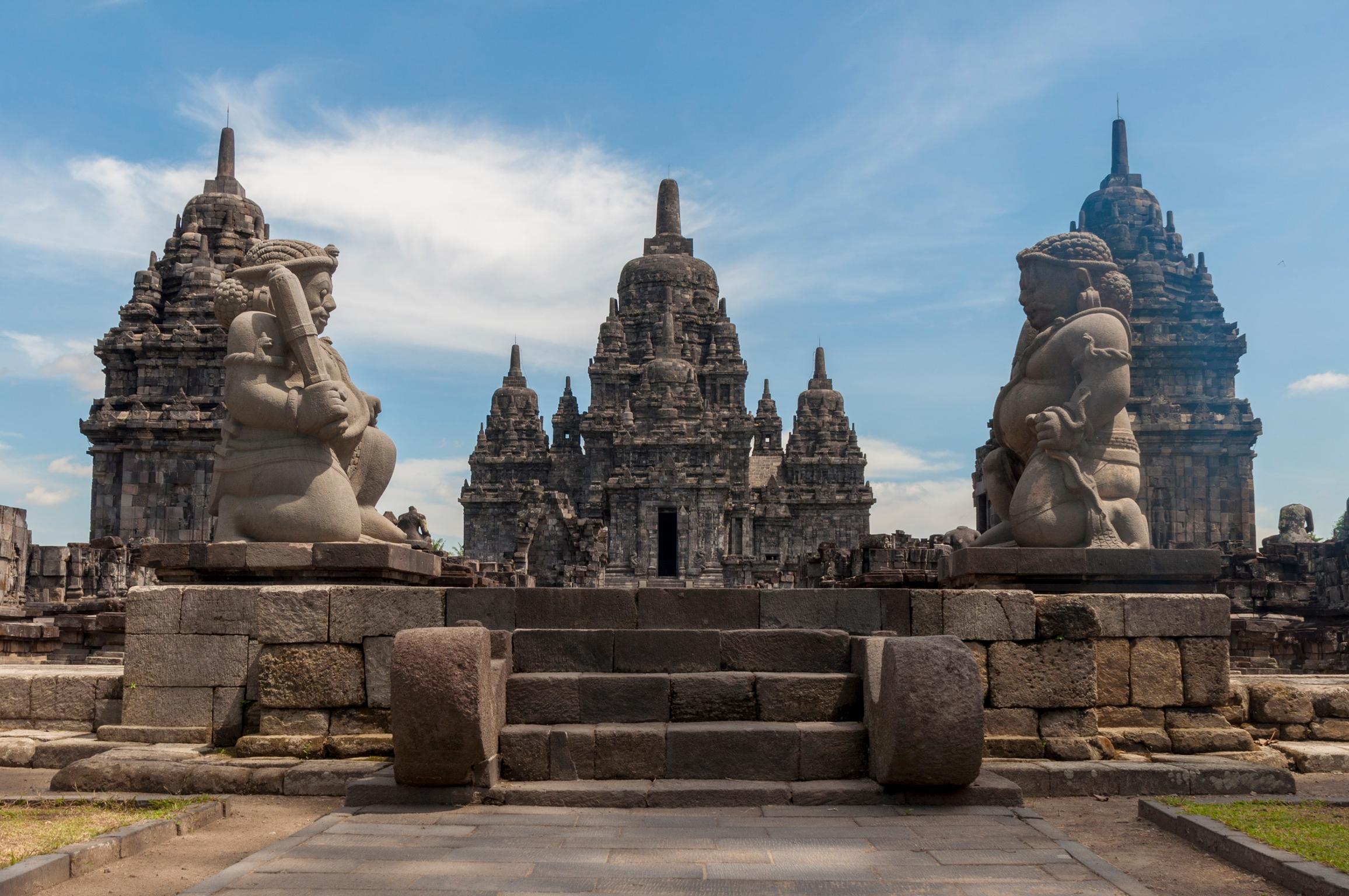 Escursione tempio di Prambanan