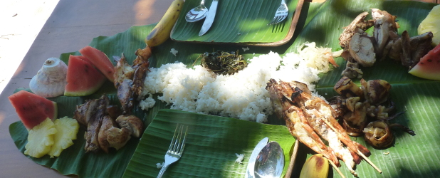 Cooking class a Bicol