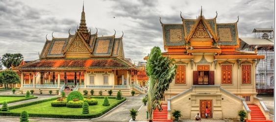 Le sacre relique di Oudong