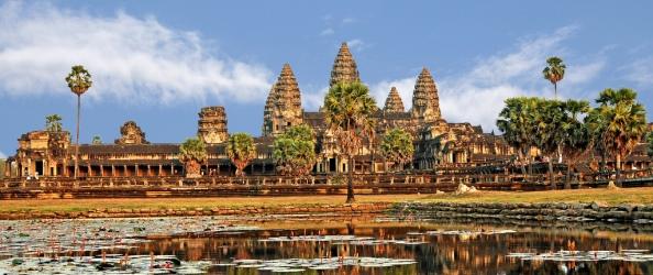 Phnom Kulen, tra storia e natura