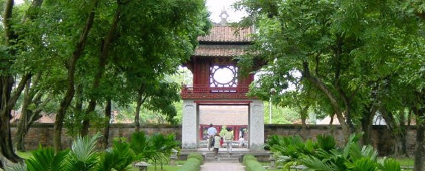 Ha Giang a piedi, da pagoda a risaie