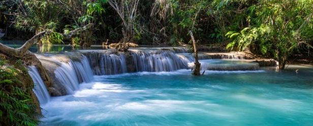 Le cascate nascoste