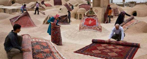 On the wool wire: The age-old history of Persia and its carpets